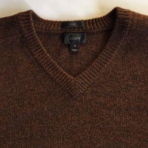 J. Crew Men's Merino Wool Sweater